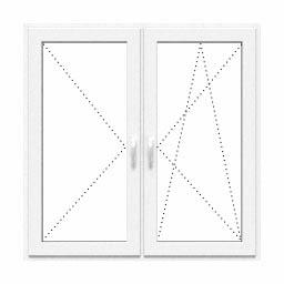Okno rozwierane, uchylno-rozwierane