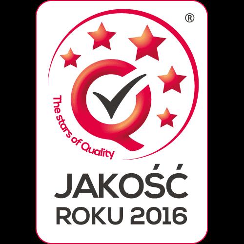 Nagroda Jakość Roku 2016
